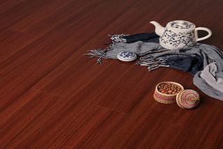 美式现代圆盘豆实木地板 910*125*18