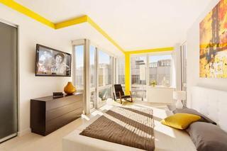双层温馨滑梯阁楼公寓