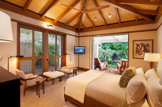 夏威夷欧式木屋式度假别墅