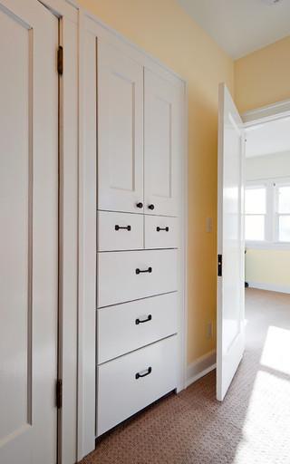 欧式风格富裕型140平米以上衣柜设计图纸