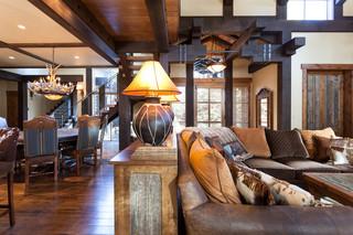 温馨舒适的民族风设计 奥斯汀小屋