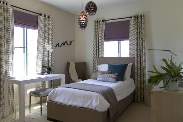 多个卧室装修效果图 打造私密卧室空间9/11
