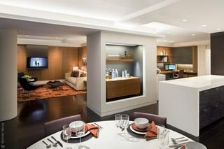 温馨舒适的现代简约居室