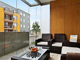 时尚哥德堡公寓带来的意外惊喜