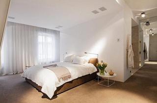 北欧风格别墅奢华卧室设计图