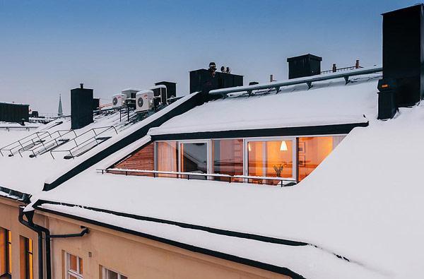 北欧风格别墅奢华效果图
