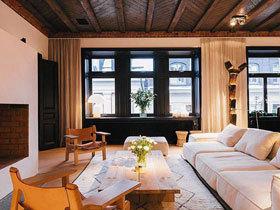 舒适高品位的北欧奢华公寓