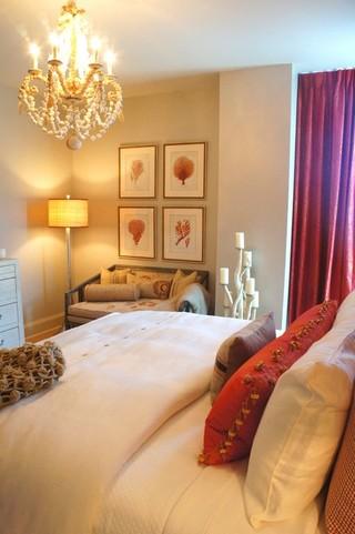 华丽,浪漫的海滩公寓设计