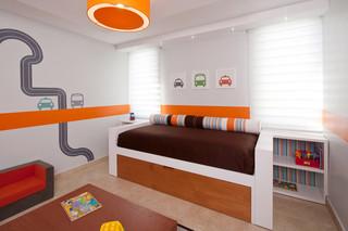 多彩的儿童房