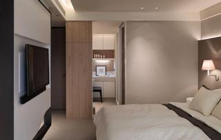 台湾多层复式现代公寓