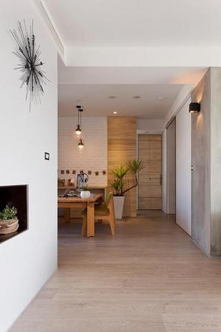 台湾丰聚设计的现代公寓