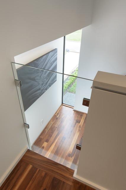现代简约风格客厅2013年别墅实用客厅门厅灯池装修