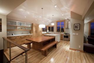现代简约风格卧室一层别墅舒适主卧室吊顶设计图纸
