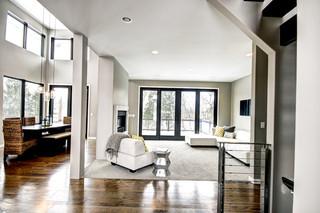 现代简约风格厨房2013别墅及舒适2013家装客厅设计