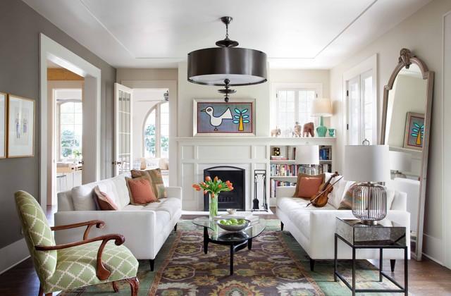现代简约风格客厅一层半别墅舒适2013简约客厅装修