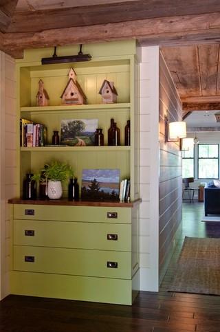 现代简约风格客厅200平米别墅实用客厅家装过道装修图片