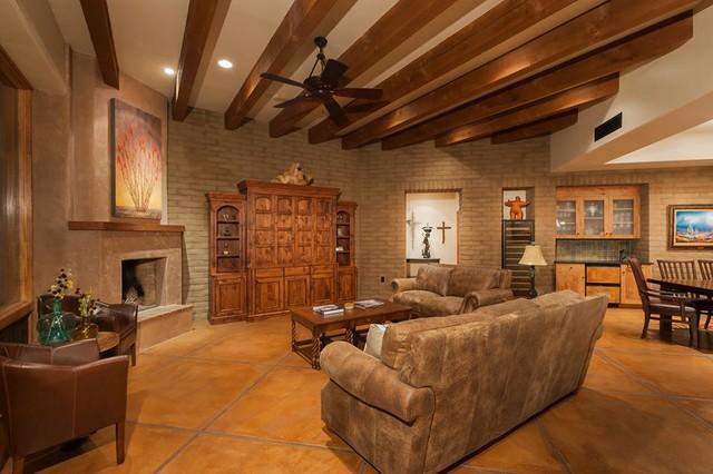 现代实用客厅别墅2014年阳台壁炉简约风格效果图背景图片别墅墙电视图片