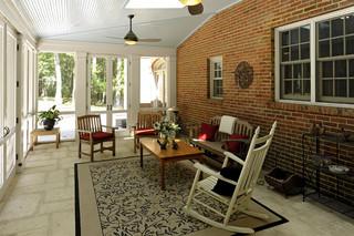 美式风格三层连体别墅舒适2014客厅吊顶效果图