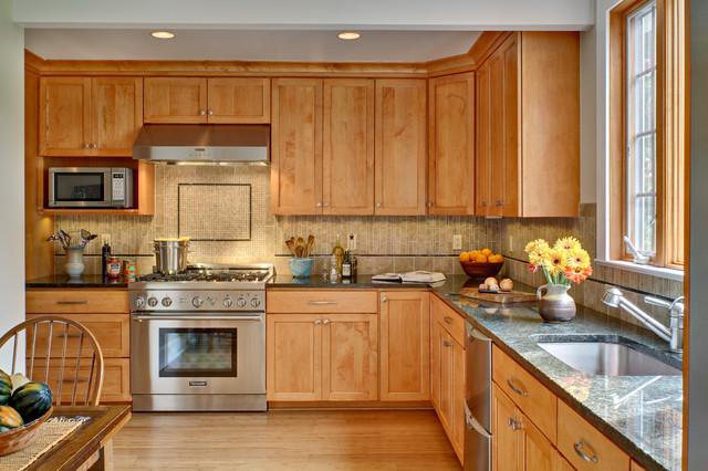 北欧风格客厅一层别墅及简单实用 6平方厨房设计图