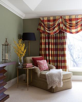 欧式风格家具2013年别墅舒适窗户效果图
