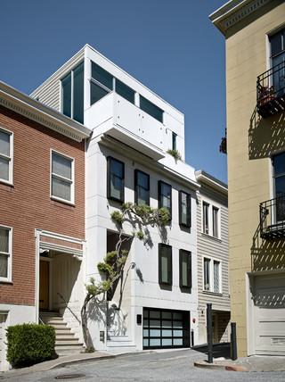 现代简约风格客厅一层别墅乐活室内入户花园装修