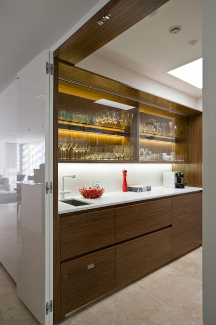 现代简约风格卫生间2014年别墅现代时尚4平米厨房设计图