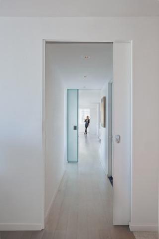 现代简约风格厨房单身公寓设计图实用门厅过道吊顶效果图