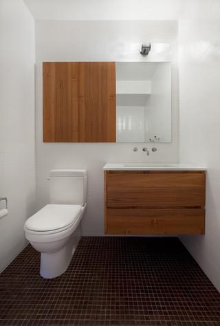 现代简约风格厨房单身公寓厨房阳台实用2013卫生间设计图