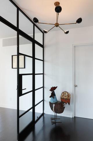 现代简约风格卫生间复式公寓实用效果图