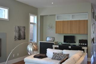 现代简约风格餐厅小型公寓时尚简约 客厅装修图片