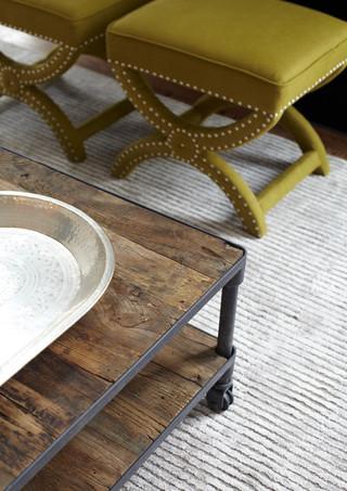 现代简约风格客厅2013别墅大方简洁客厅白色地毯效果图