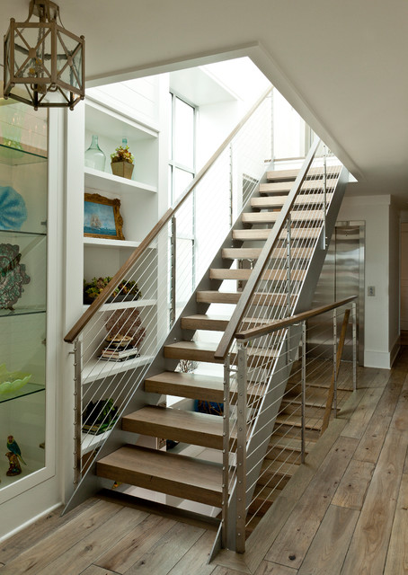 现代简约风格卧室一层别墅及小清新品牌楼梯设计图纸