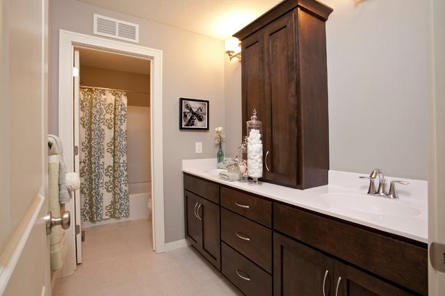 美式乡村风格客厅300平别墅舒适入门玄关效果图高清图片