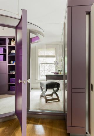 现代简约风格厨房三层别墅及卧室温馨玄关过道吊顶设计图
