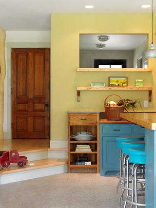 房间欧式风格2层别墅大气家庭餐桌效果图