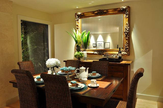 新古典风格客厅大气2013整体厨房餐桌图片