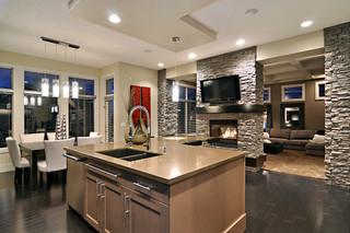 现代简约风格卧室一层半别墅现代奢华红木家具餐桌图片