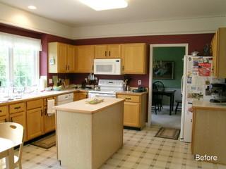 现代简约风格卫生间实用客厅2013家装厨房橱柜图片