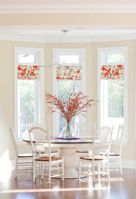 现代简约风格客厅2层别墅奢华家具红木餐桌图片