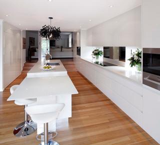 现代简约风格卧室2014年别墅现代简洁家庭小吧台设计