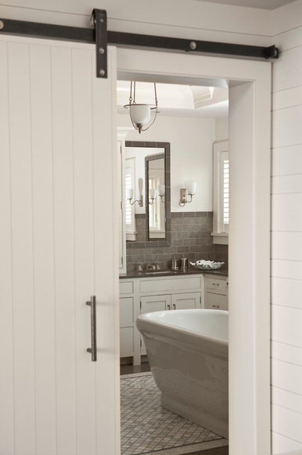 现代简约风格卫生间2013别墅及现代简洁卫生间推拉门图片