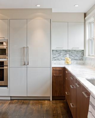 现代简约风格客厅二居室装饰简洁卧室2014厨房吊顶设计