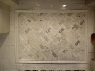 现代简约风格三层别墅简单温馨外墙瓷砖图片