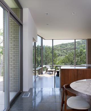 现代简约风格厨房三层小别墅阳台实用2013家装吊顶设计图纸