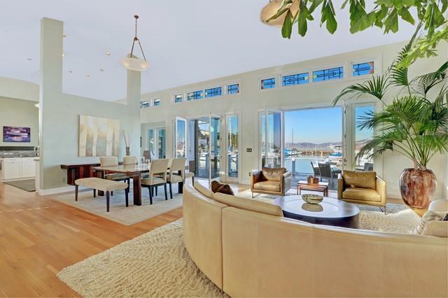 地中海风格卧室一层别墅实用客厅室内地板砖图片