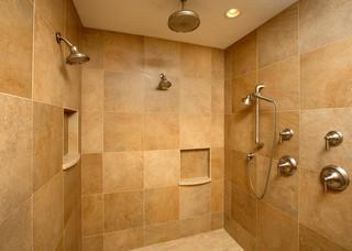 现代简约风格2013别墅乐活整体淋浴房设计图