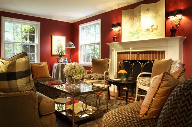 现代简约风格厨房3层别墅温馨砖砌真火壁炉设计图效果图