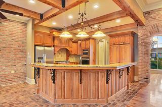 现代简约风格厨房2014年别墅实用卧室外墙瓷砖搭配图片