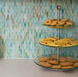 现代简约风格卫生间300平别墅时尚家具别墅外墙瓷砖效果图