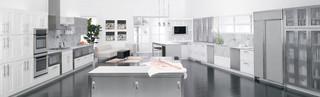 时尚家居装饰4平米小厨房装潢